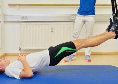 Osteopathie und Sport