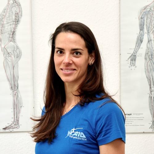 Celine Rieder Physiotherapeutin Osteopatin Innsbruck