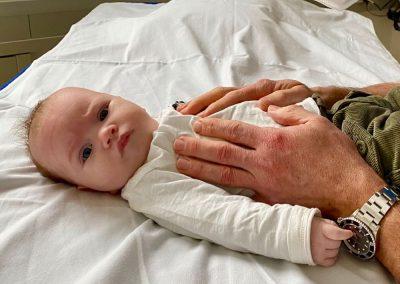 Osteopathie bei Kindern und Babys Innsbruck