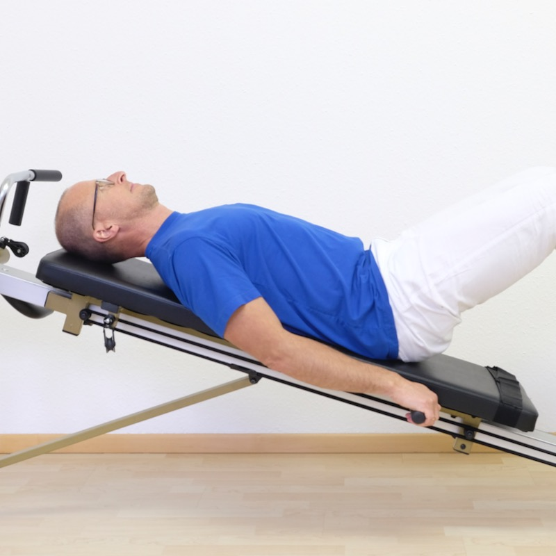 Bewegungstherapie - Unterwassertherapie