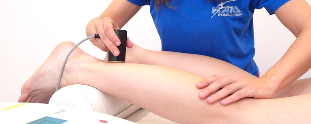 Ultraschall Therapie Physiotherapie Haid Innsbruck
