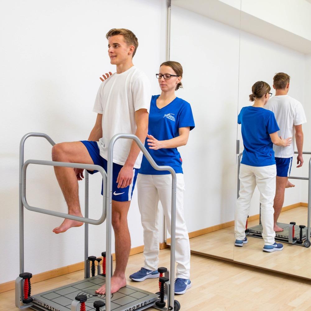 Physiotherapie in der Neurologie